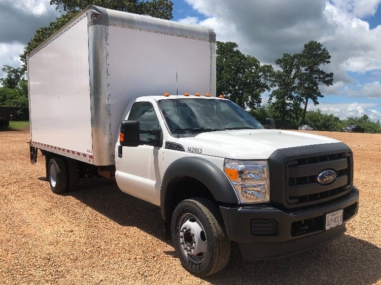 Medium Duty Box Truck-Light and Medium Duty Trucks-Ford-2016-F550-TYLER-TX-108,935 miles-$28,000