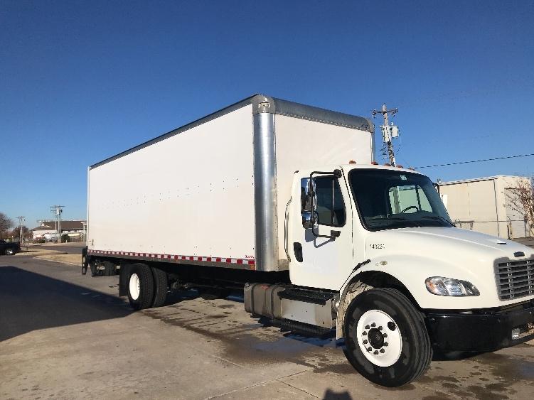 Medium Duty Box Truck-Light and Medium Duty Trucks-Freightliner-2016-M2-OKLAHOMA CITY-OK-370,533 miles-$33,000