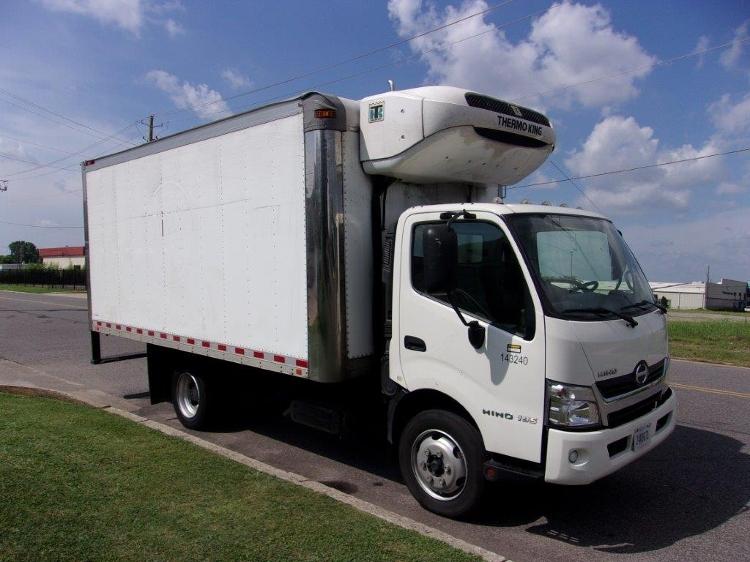 Reefer Truck-Light and Medium Duty Trucks-Hino-2016-195-BIRMINGHAM-AL-168,441 miles-$44,250