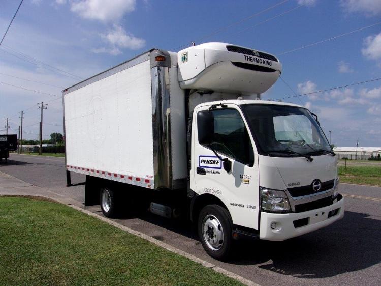 Reefer Truck-Light and Medium Duty Trucks-Hino-2016-195-BIRMINGHAM-AL-158,821 miles-$45,500