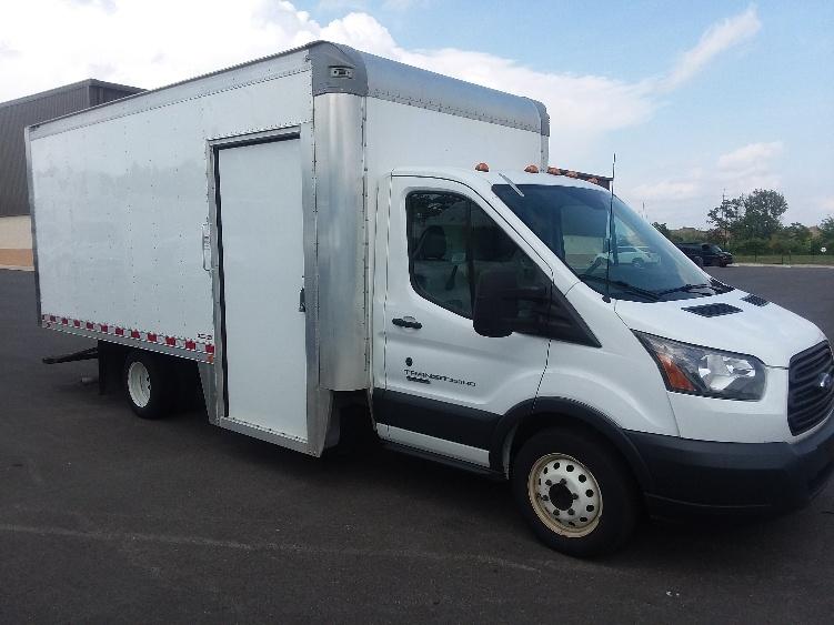 Light Duty Box Truck-Light and Medium Duty Trucks-Ford-2016-TRAN350-ZELIENOPLE-PA-83,729 miles-$35,750