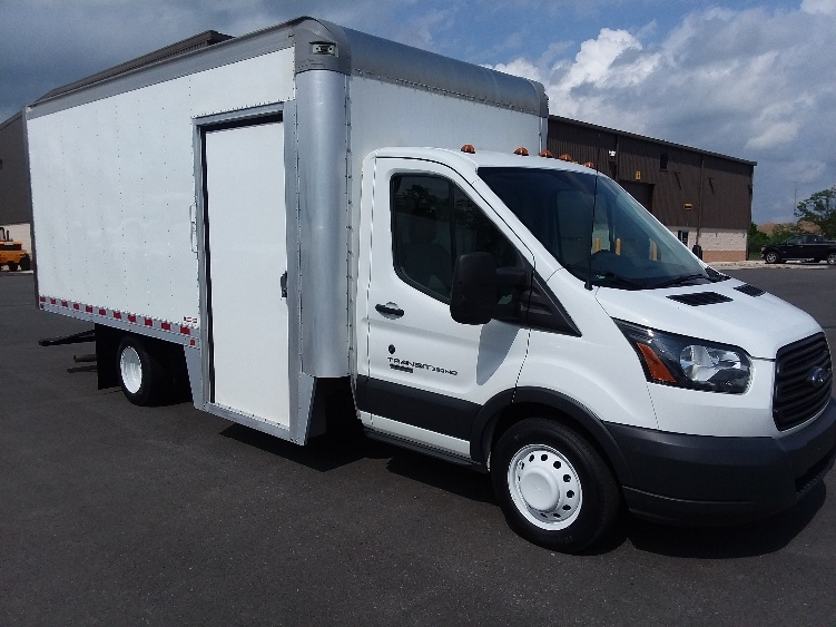 Light Duty Box Truck-Light and Medium Duty Trucks-Ford-2016-TRAN350-ZELIENOPLE-PA-67,653 miles-$40,250