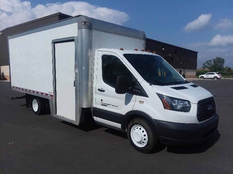 Light Duty Box Truck-Light and Medium Duty Trucks-Ford-2016-TRAN350-PITTSBURGH-PA-79,323 miles-$39,250