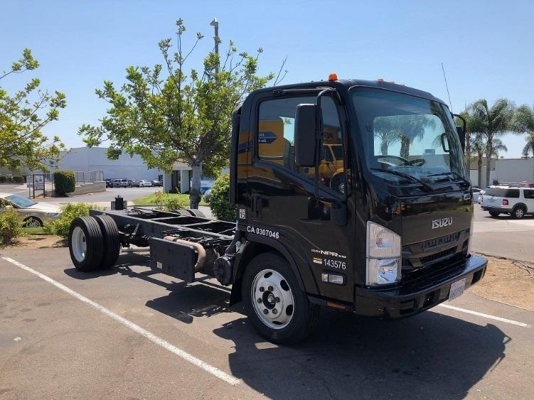 Cab and Chassis Truck-Light and Medium Duty Trucks-Isuzu-2016-NPRXD-TORRANCE-CA-87,806 miles-$39,500
