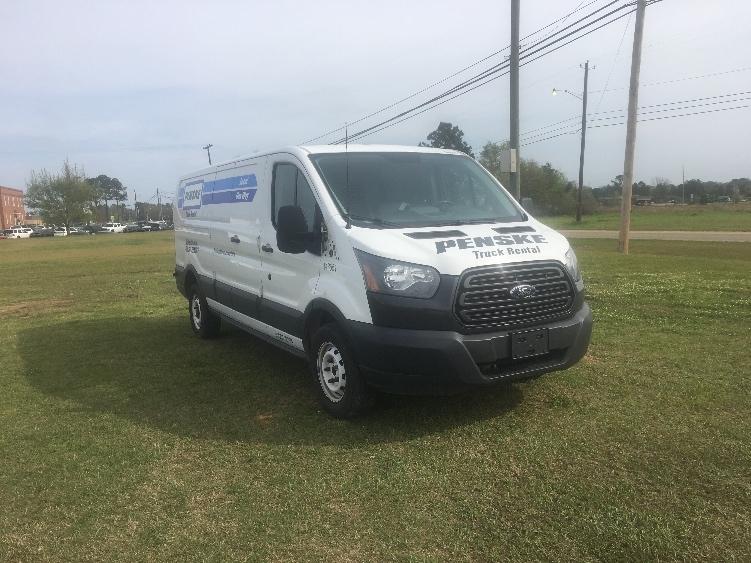 Cargo Van (Panel Van)-Light and Medium Duty Trucks-Ford-2016-TRAN250-DOTHAN-AL-87,344 miles-$23,000