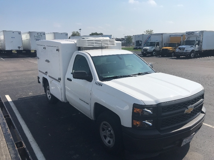 Reefer Truck-Light and Medium Duty Trucks-Chevrolet-2015-CK15903-NORWOOD-OH-127,410 miles-$20,000