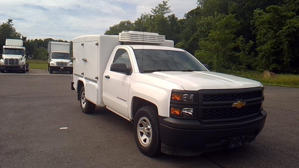 Reefer Truck-Light and Medium Duty Trucks-Chevrolet-2015-C15903-ZANESVILLE-OH-105,010 miles-$26,000