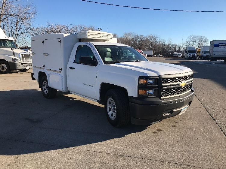 Reefer Truck-Light and Medium Duty Trucks-Chevrolet-2015-C15903-DES MOINES-IA-161,851 miles-$18,750
