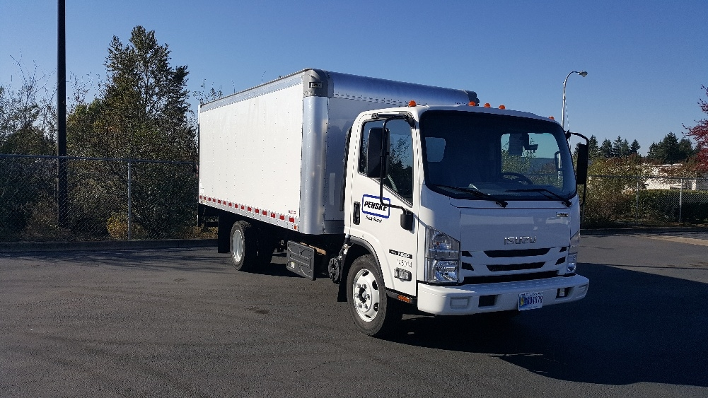 Medium Duty Box Truck-Light and Medium Duty Trucks-Isuzu-2016-NQR-CLACKAMAS-OR-31,914 miles-$47,500