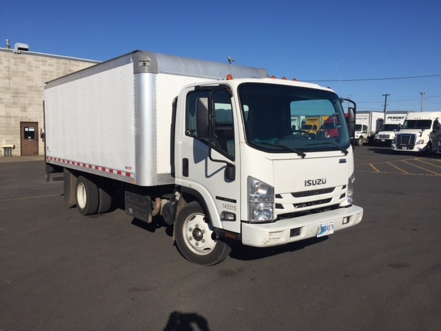 Medium Duty Box Truck-Light and Medium Duty Trucks-Isuzu-2016-NQR-MEDFORD-OR-32,540 miles-$47,500