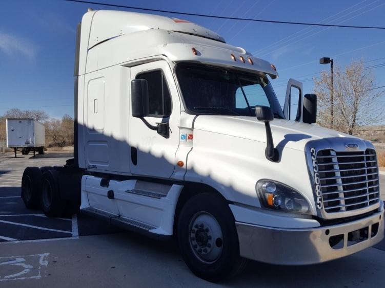 Sleeper Tractor-Heavy Duty Tractors-Freightliner-2016-Cascadia 12564ST-ALBUQUERQUE-NM-676,691 miles-$58,500