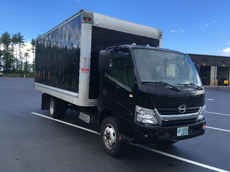 Medium Duty Box Truck-Light and Medium Duty Trucks-Hino-2016-195-LONDONDERRY-NH-164,157 miles-$21,750