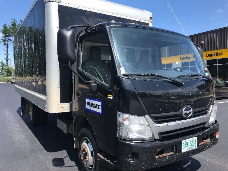 Medium Duty Box Truck-Light and Medium Duty Trucks-Hino-2016-195-LONDONDERRY-NH-169,268 miles-$21,250