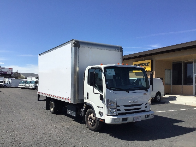 Medium Duty Box Truck-Light and Medium Duty Trucks-Isuzu-2016-NPR-WEST SACRAMENTO-CA-59,200 miles-$40,500