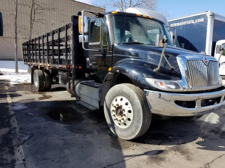 Flatbed Truck-Light and Medium Duty Trucks-International-2016-4300-WHITE DEER-PA-290,765 miles-$27,500