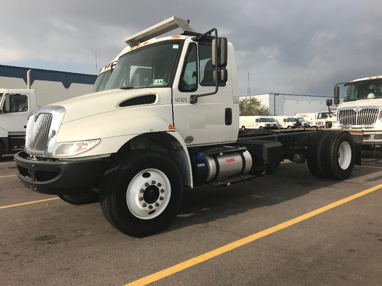Cab and Chassis Truck-Specialized Equipment-International-2016-4300-HARAHAN-LA-71,120 miles-$53,000