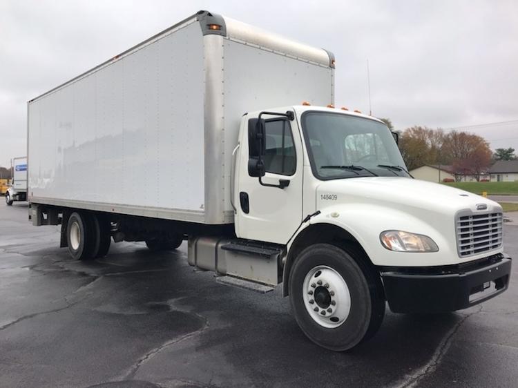 Medium Duty Box Truck-Light and Medium Duty Trucks-Freightliner-2016-M2-ELKHART-IN-70,491 miles-$59,000