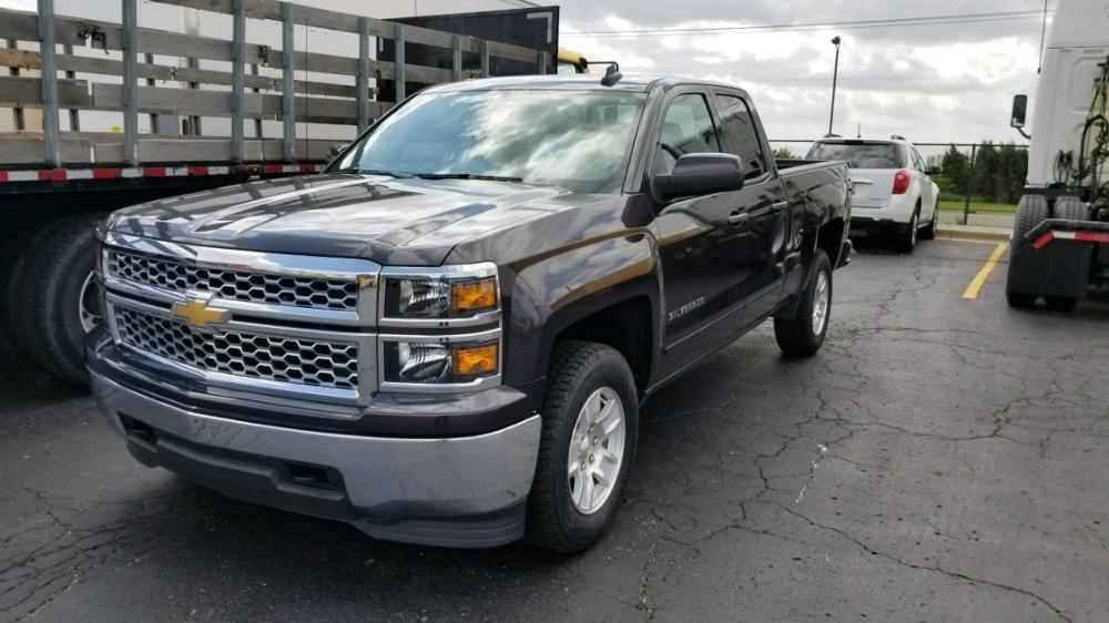 Pickup Truck-Light and Medium Duty Trucks-Chevrolet-2015-SILVERAD-KENTWOOD-MI-74,908 miles-$22,250