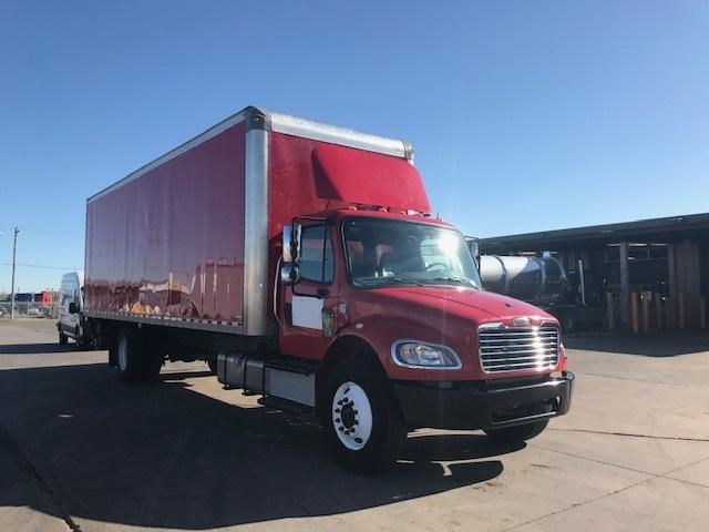 Medium Duty Box Truck-Light and Medium Duty Trucks-Freightliner-2016-M2-OKLAHOMA CITY-OK-148,571 miles-$47,000
