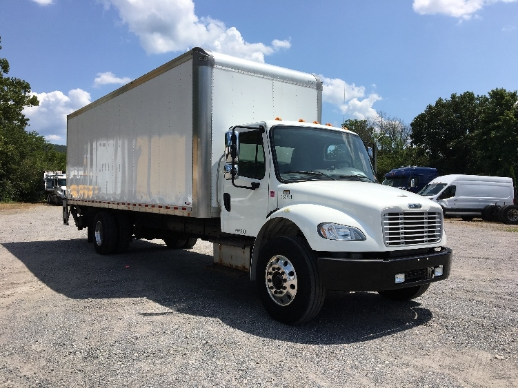 Medium Duty Box Truck-Light and Medium Duty Trucks-Freightliner-2016-M2-READING-PA-46,780 miles-$58,750