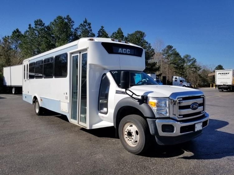 ford f550 super duty bus