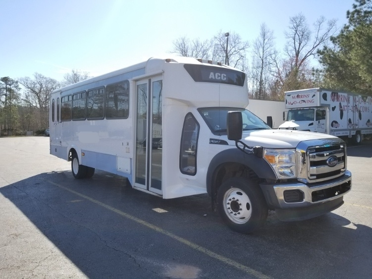 2015 ford f550 bus