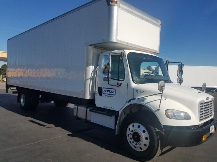 Medium Duty Box Truck-Light and Medium Duty Trucks-Freightliner-2016-M2-WEST VALLEY CITY-UT-157,146 miles-$51,250