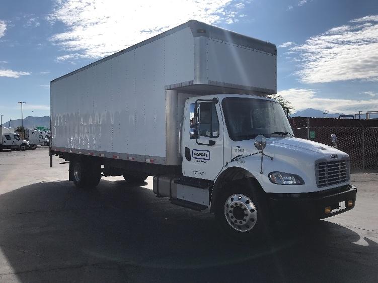 Medium Duty Box Truck-Light and Medium Duty Trucks-Freightliner-2016-M2-WEST VALLEY CITY-UT-146,277 miles-$52,750