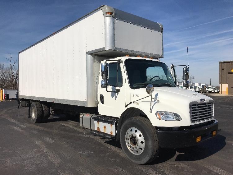 Medium Duty Box Truck-Light and Medium Duty Trucks-Freightliner-2016-M2-ZELIENOPLE-PA-97,998 miles-$60,750