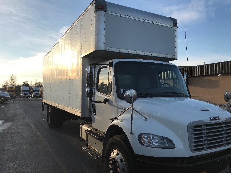 Medium Duty Box Truck-Light and Medium Duty Trucks-Freightliner-2016-M2-NEW CASTLE-DE-105,999 miles-$46,250