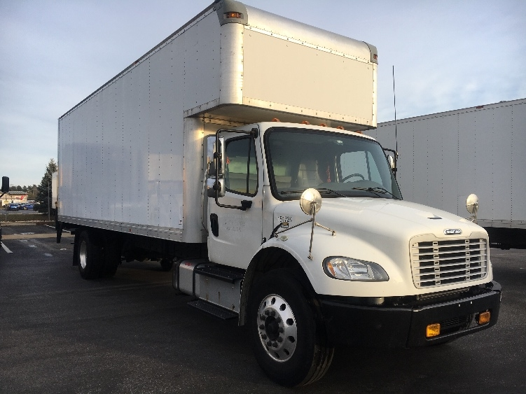 Medium Duty Box Truck-Light and Medium Duty Trucks-Freightliner-2016-M2-NEW CASTLE-DE-113,649 miles-$50,250