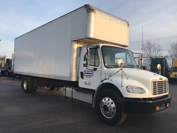 Medium Duty Box Truck-Light and Medium Duty Trucks-Freightliner-2016-M2-NEW CASTLE-DE-128,646 miles-$48,750