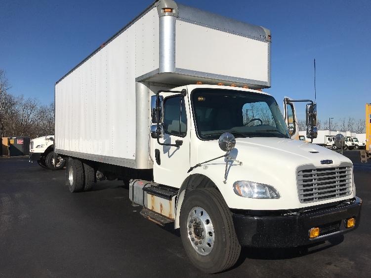Medium Duty Box Truck-Light and Medium Duty Trucks-Freightliner-2016-M2-ZELIENOPLE-PA-125,886 miles-$57,750