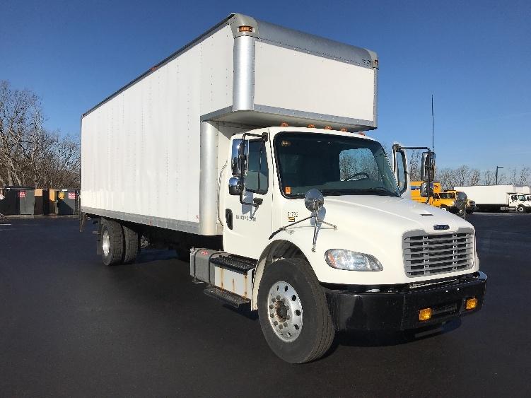 Medium Duty Box Truck-Light and Medium Duty Trucks-Freightliner-2016-M2-ZELIENOPLE-PA-100,428 miles-$60,500