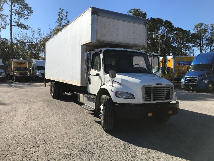 Medium Duty Box Truck-Light and Medium Duty Trucks-Freightliner-2016-M2-ORLANDO-FL-102,193 miles-$62,250