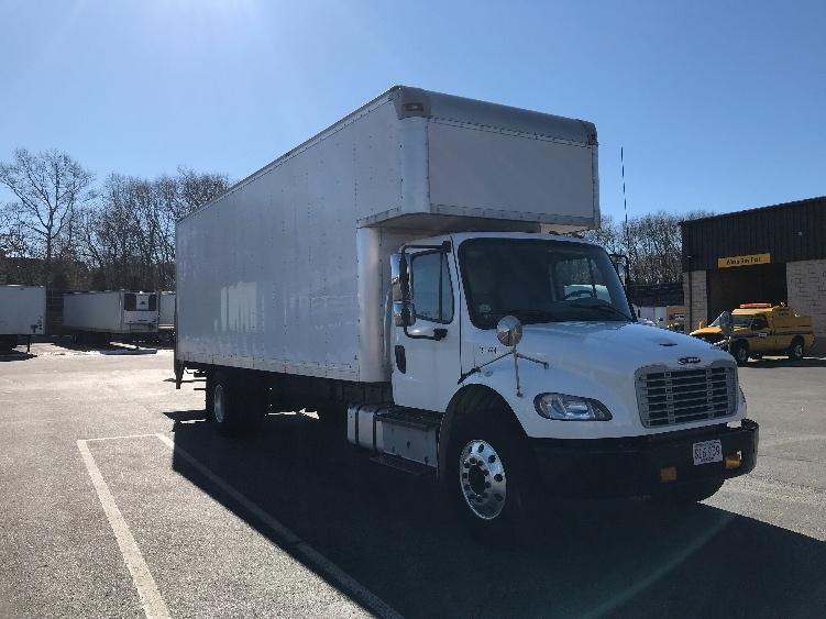 Medium Duty Box Truck-Light and Medium Duty Trucks-Freightliner-2016-M2-CRANSTON-RI-98,714 miles-$56,750