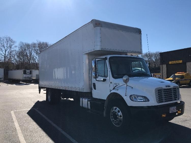 Medium Duty Box Truck-Light and Medium Duty Trucks-Freightliner-2016-M2-CRANSTON-RI-112,651 miles-$55,250