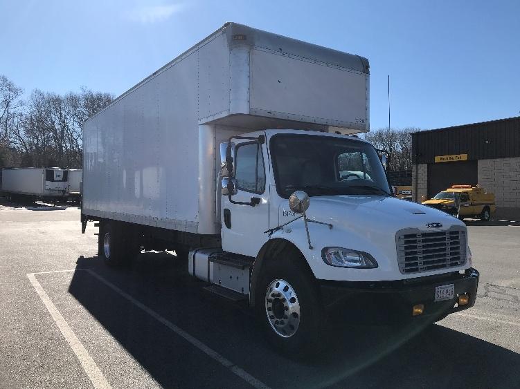 Medium Duty Box Truck-Light and Medium Duty Trucks-Freightliner-2016-M2-CRANSTON-RI-98,040 miles-$56,750