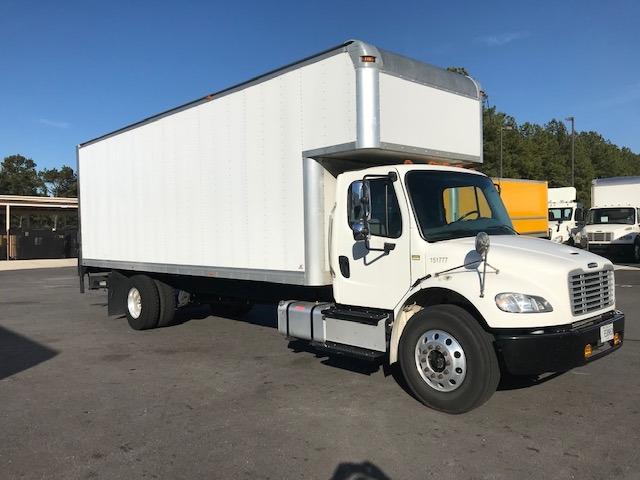 Medium Duty Box Truck-Light and Medium Duty Trucks-Freightliner-2016-M2-LITHIA SPRINGS-GA-116,111 miles-$55,000