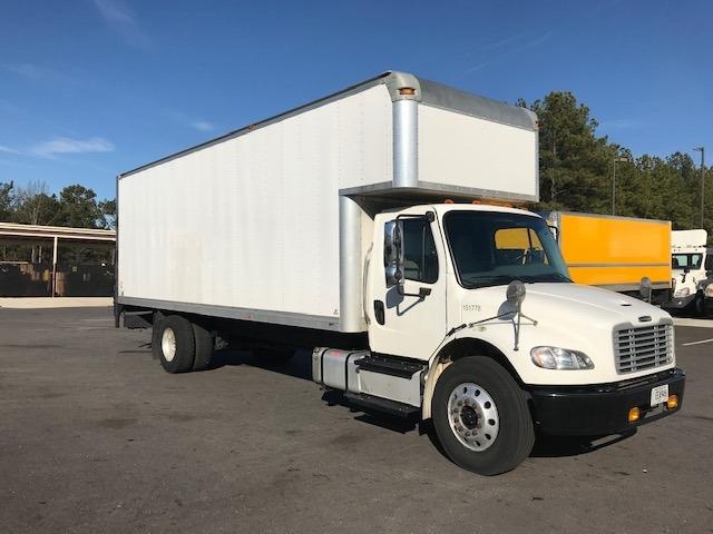 Medium Duty Box Truck-Light and Medium Duty Trucks-Freightliner-2016-M2-LITHIA SPRINGS-GA-133,864 miles-$58,750