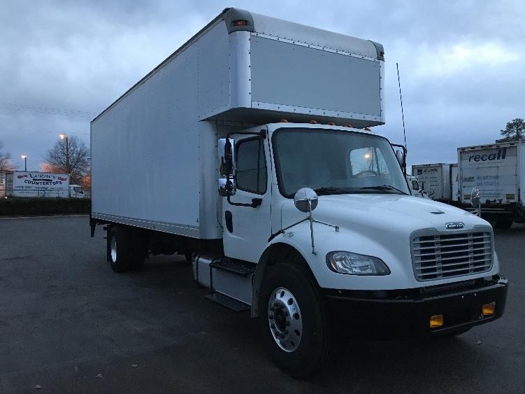 Medium Duty Box Truck-Light and Medium Duty Trucks-Freightliner-2016-M2-CHARLOTTE-NC-98,095 miles-$62,000