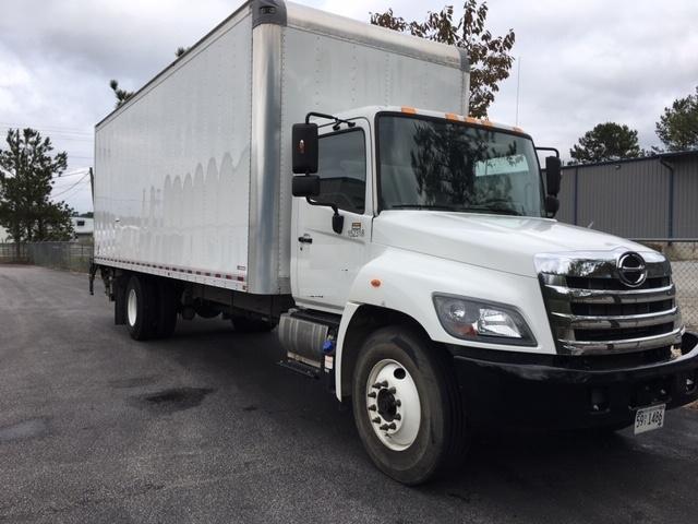 Used Hino 268s For Sale Penske Used Trucks