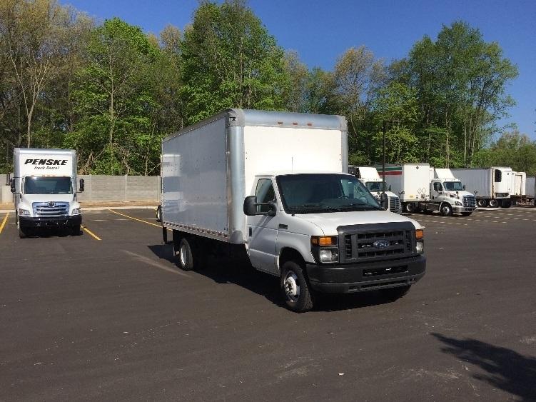 Medium Duty Box Truck-Light and Medium Duty Trucks-Ford-2016-E350-YPSILANTI-MI-93,644 miles-$23,750
