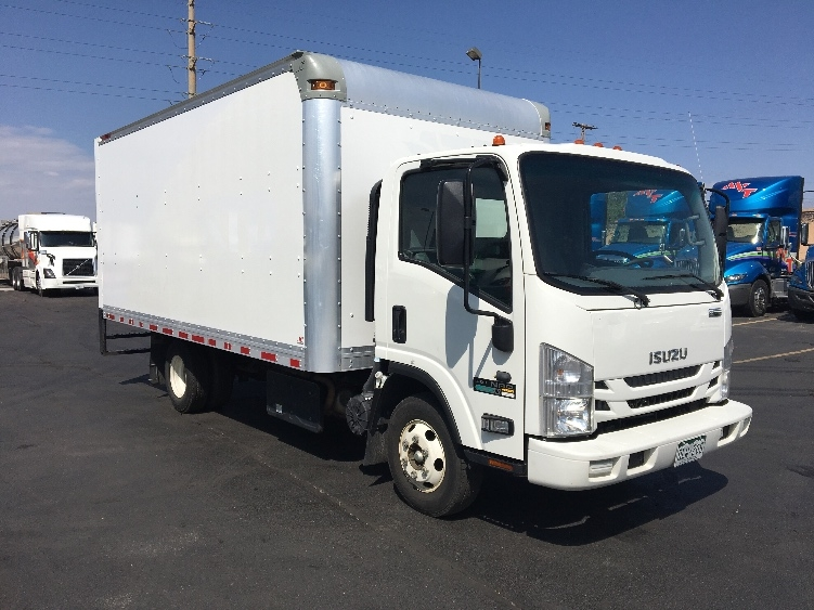 Medium Duty Box Truck-Light and Medium Duty Trucks-Isuzu-2015-ECOMAX-DENVER-CO-119,411 miles-$23,250