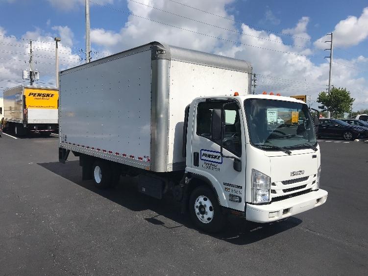 Medium Duty Box Truck-Light and Medium Duty Trucks-Isuzu-2016-NPR-SAINT PETERSBURG-FL-81,024 miles-$37,250
