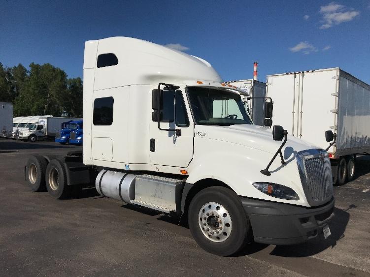 Sleeper Tractor-Heavy Duty Tractors-International-2016-ProStar-KANSAS CITY-MO-525,910 miles-$42,000