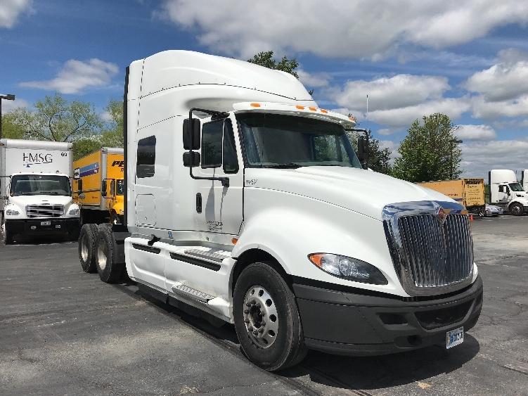 Sleeper Tractor-Heavy Duty Tractors-International-2017-ProStar-ZELIENOPLE-PA-454,218 miles-$58,750