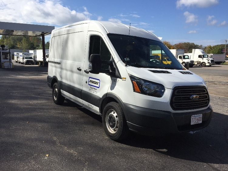 Cargo Van (Panel Van)-Light and Medium Duty Trucks-Ford-2016-TRAN150-AUBURN-MA-22,433 miles-$28,000