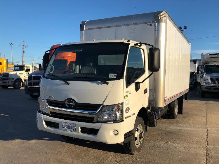 Medium Duty Box Truck-Light and Medium Duty Trucks-Hino-2017-155-HAMMOND-LA-135,360 miles-$34,750