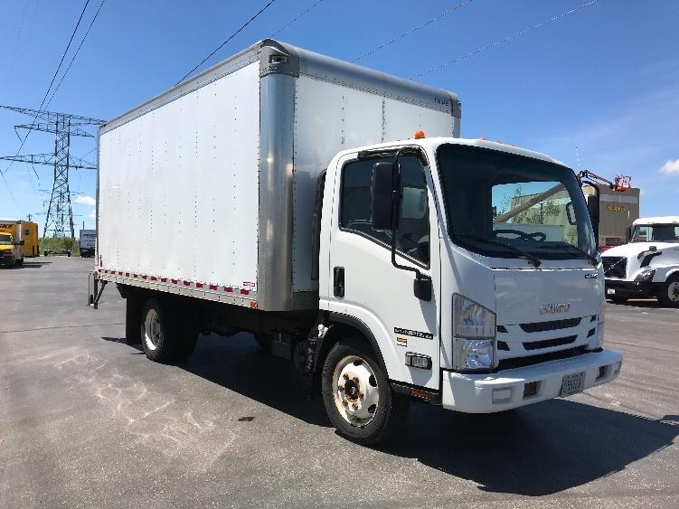 Medium Duty Box Truck-Light and Medium Duty Trucks-Isuzu-2016-NPR EFI-MILWAUKEE-WI-179,555 miles-$21,750